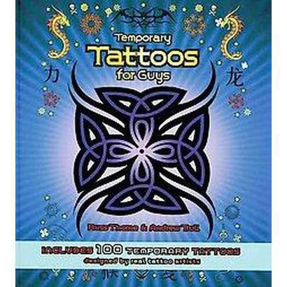 Temporary Tattoos for Guys (Hardcover)