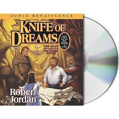 Knife of Dreams (Unabridged) (Compact Disc)