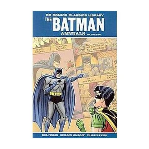 DC Comics Classics Library: the Batman Annuals 2 (Hardcover)