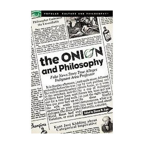 The Onion and Philosophy (Paperback)