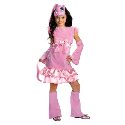Toddler/Girl's My Little Pony - Pinkie Pie Deluxe Costume