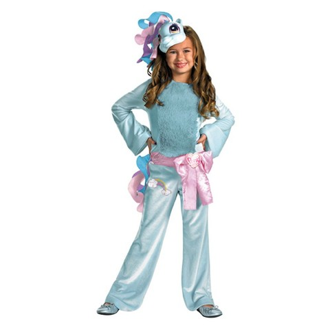 My Little Pony Girls' Toddler Rainbow Dash Classic Costume