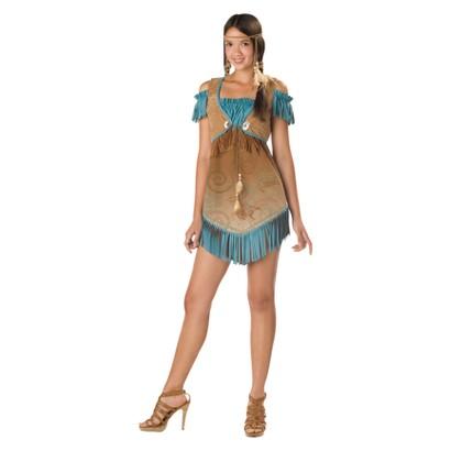 Teen Girl's Native American Costume
