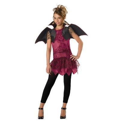 Tween Girl's Twilight Trickster Costume