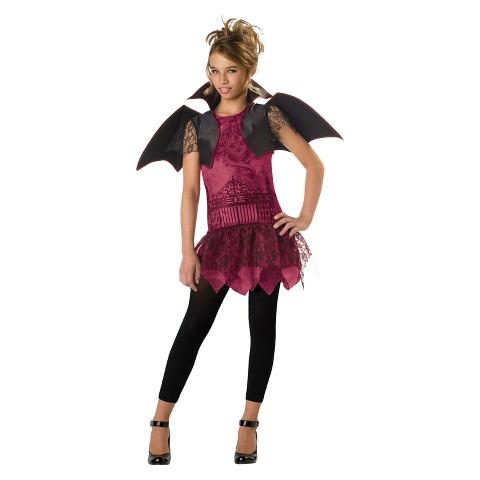 Tween Girl's Twilight Trickster Costume