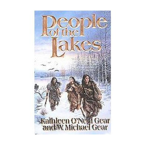 People of the Lakes (Reissue) (Paperback)