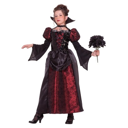 Girl's Miss Vampire Costume
