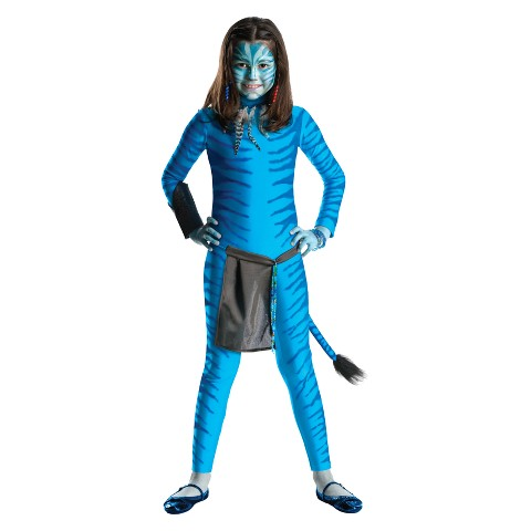 Girl's Avatar Neytiri Costume