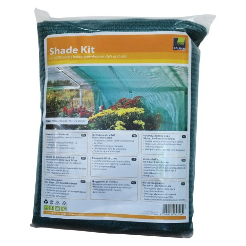 SNAP & GROW Greenhouse Shade Kit