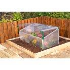 Basic Cold Frame Greenhouse -1.5'x3'