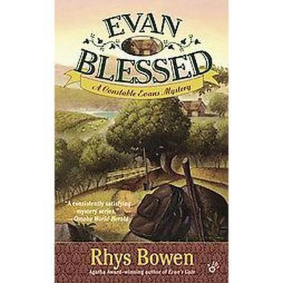 Evan Blessed (Reprint) (Paperback)