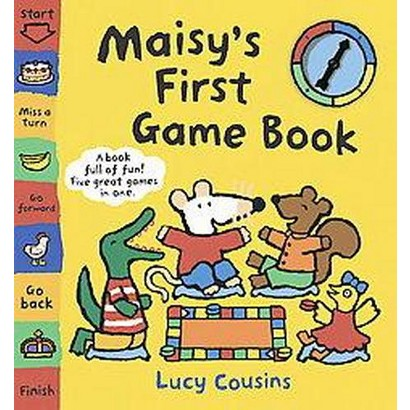 Maisy's First Game Book (Board)