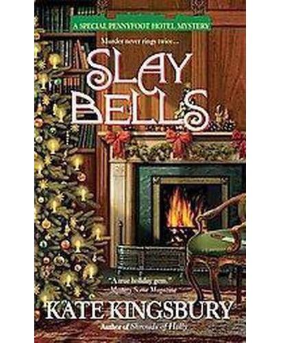 Pennyfoot Holiday Mysteries Ser.: Mulled Murder 9 by Kate Kingsbury (2013, Paper