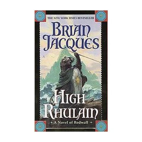 High Rhulain (Reprint) (Paperback)
