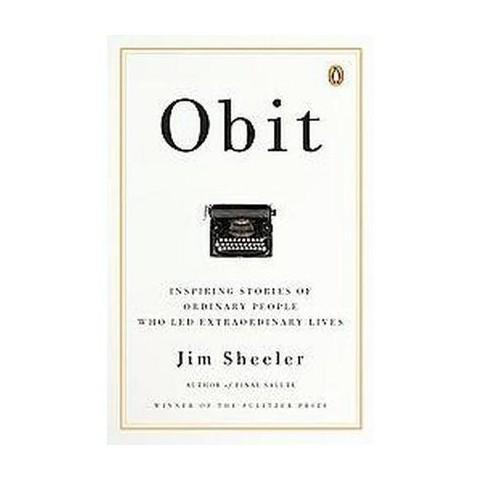 Obit (Reprint) (Paperback)
