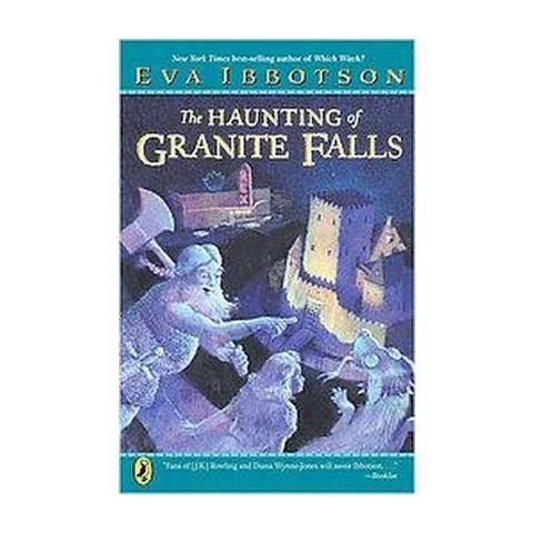 The Haunting of Granite Falls (Reprint) (Paperback)