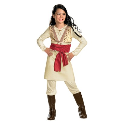 Girl's Prince of Persia Tamina Classic Costume