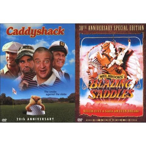 Caddyshack/Blazing Saddles (2 Discs) (Widescreen)
