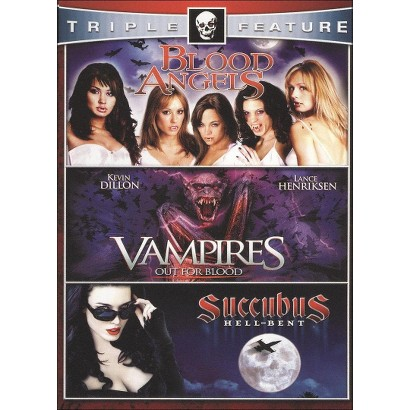 Vampires: Out for Blood/Blood Angels/Succubus (2 Discs)