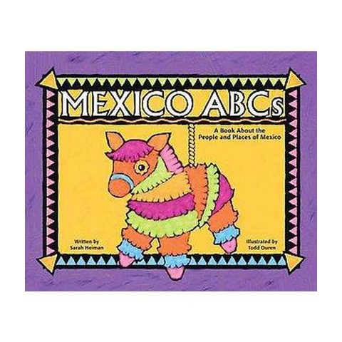 Mexico ABCs (Hardcover)