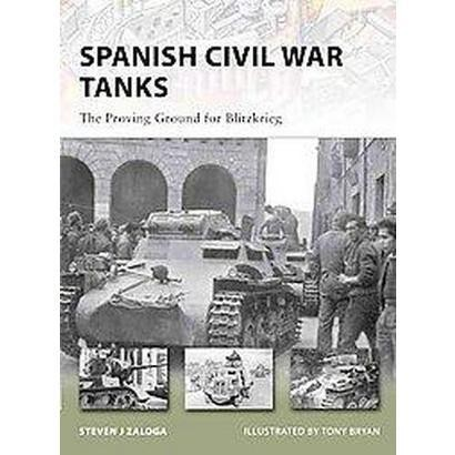 Spanish Civil War Tanks (Paperback)