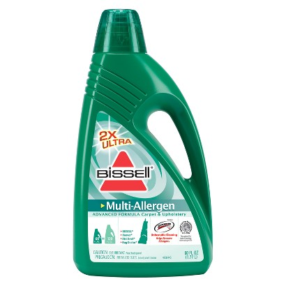 BISSELL® 2X Ultra Concentrated Multi-Allergen Advanced Formula for Carpet & Upholstery - 60oz