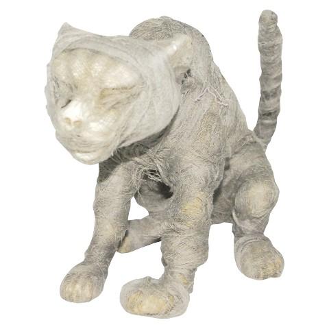 Mummy Cat Display
