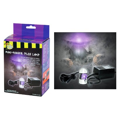 Mini Fog Maker with Lamp