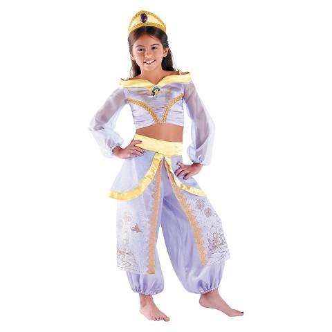 Toddler/Girl's Storybook Jasmine Prestige Costume