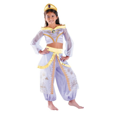 Toddler/Girl's Storybook Jasmine Prestige Costume