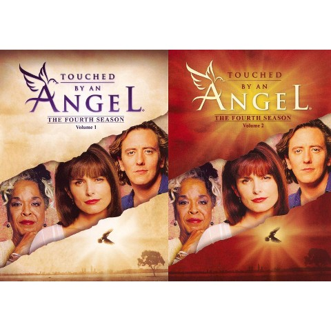 Touched by an Angel: Season 4 Pack (8 Discs)