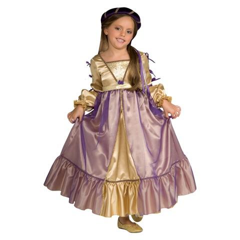 Toddler Girl Princess Juliet Costume 2-4T