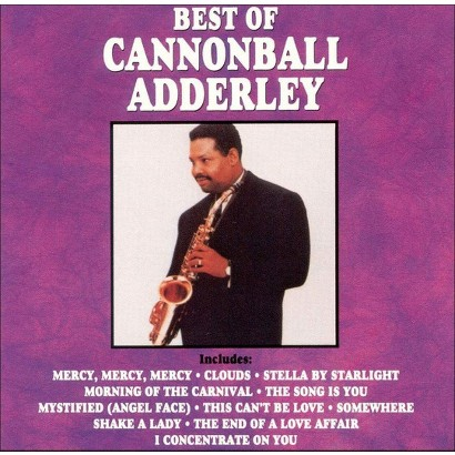 Best of Cannonball Adderley (Curb)