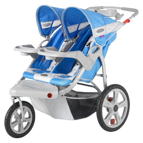 InStep Safari Swivel Jogger Double