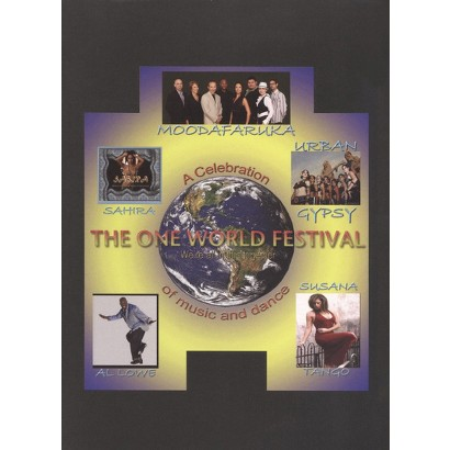 Moodafaruka & Friends: The One World Festival