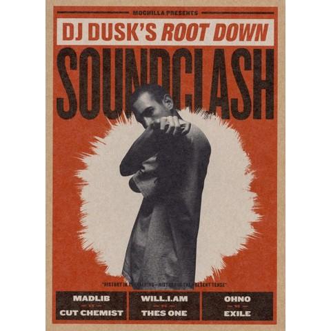 DJ Dusk: Root Down Soundclash