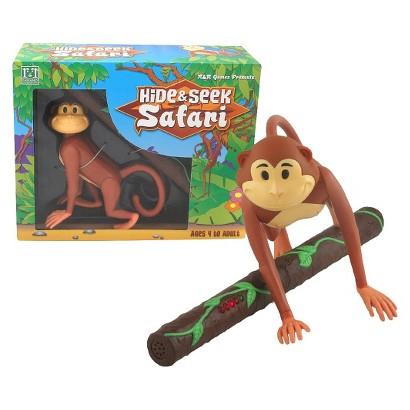 R&R Games Hide & Seek Safari -Monkey
