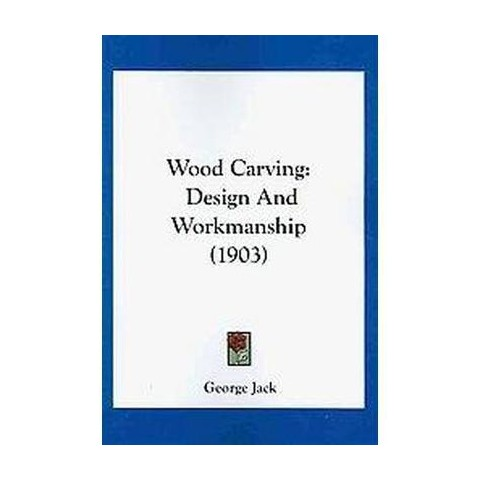 Wood Carving (Paperback)