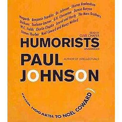 Humorists (Unabridged) (Compact Disc)