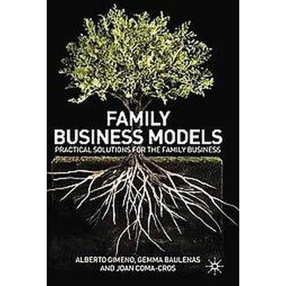 Family Business Models (Hardcover)