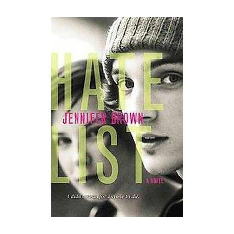 Hate List (Reprint) (Paperback)