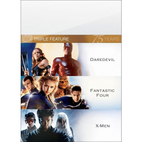 Daredevil/Fantastic Four/X-Men (Fox 75th Anniversary) (3 Discs)