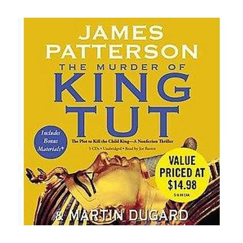The Murder of King Tut (Unabridged) (Compact Disc)