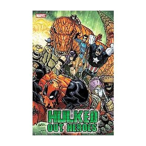 Hulk: World War Hulks (Paperback)