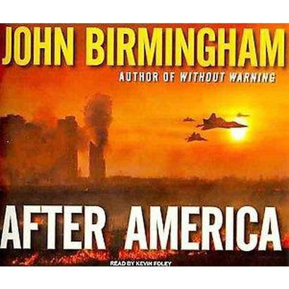 After America (Unabridged) (Compact Disc)