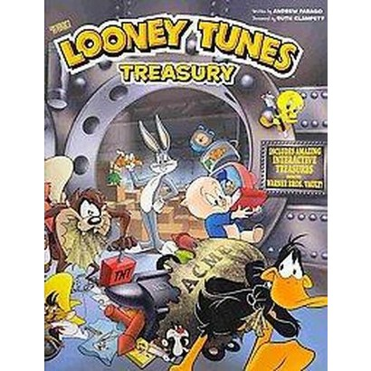 The Looney Tunes Treasury (Hardcover)