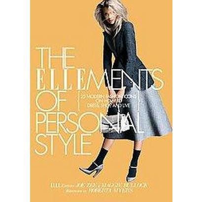 The Ellements of Personal Style (Hardcover)