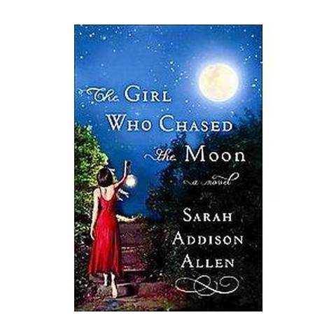The Girl Who Chased the Moon (Large Print) (Hardcover)