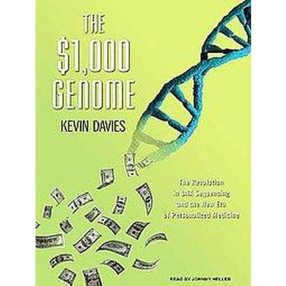 The $1,000 Genome (Unabridged) (Compact Disc)