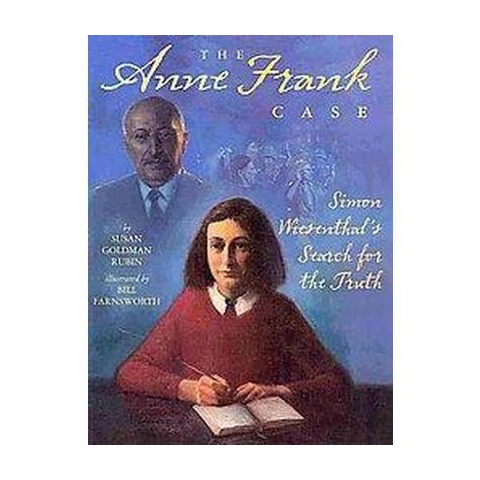 The Anne Frank Case (Paperback)